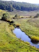 Долина реки Сухой Семенек