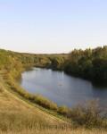 Пойма реки Олым в устье ручьев Дубовца и Дубовчика