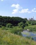 Парк в селе Воронец
